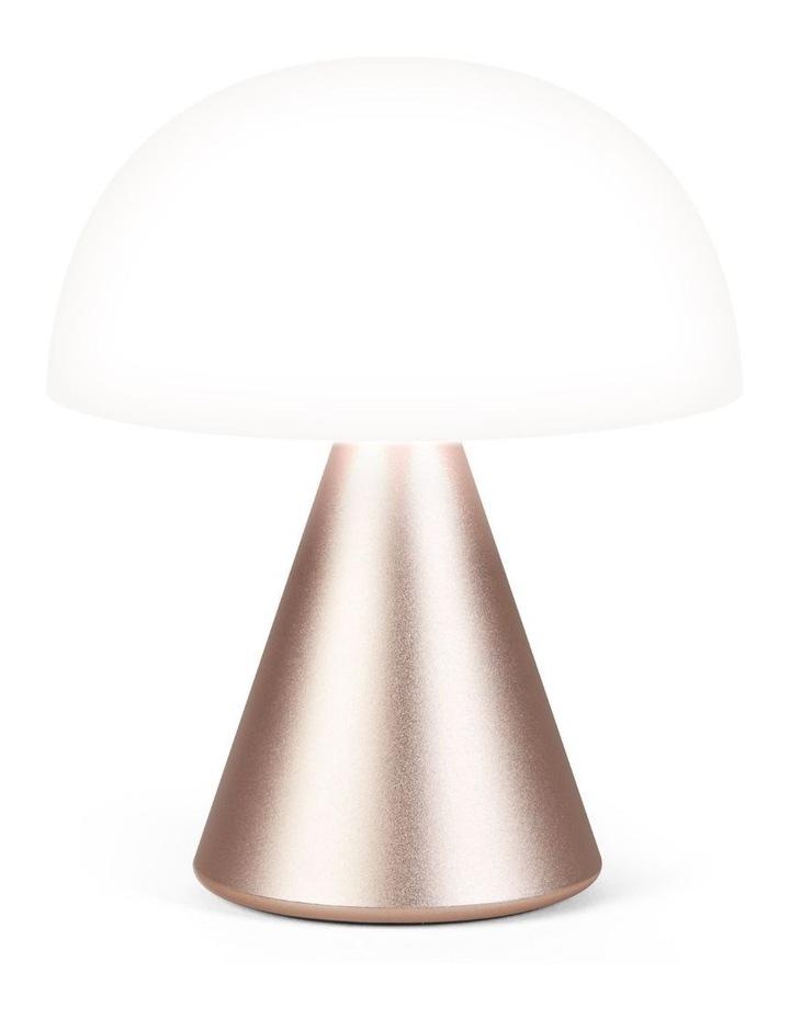 Mina M LED Lamp - Soft Gold image 1