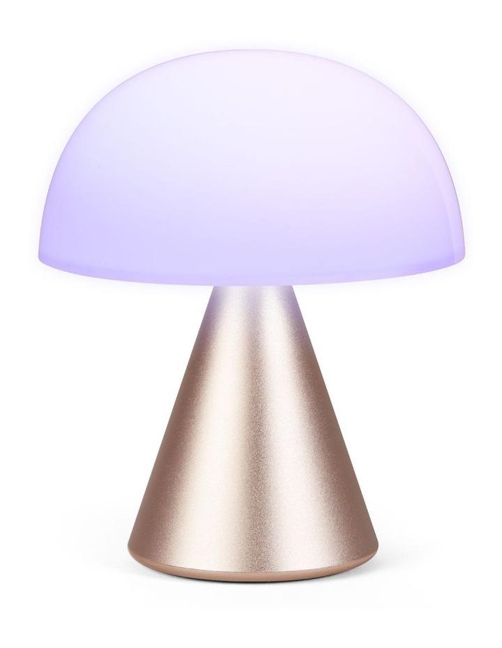 Mina M LED Lamp - Soft Gold image 2