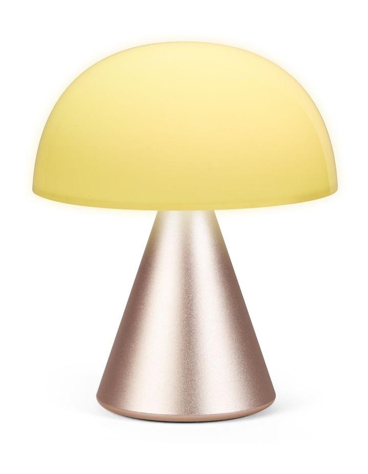 Mina M LED Lamp - Soft Gold image 3