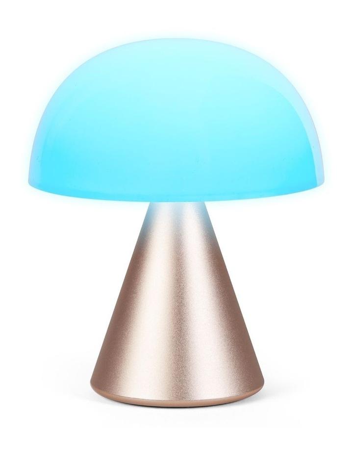 Mina M LED Lamp - Soft Gold image 4