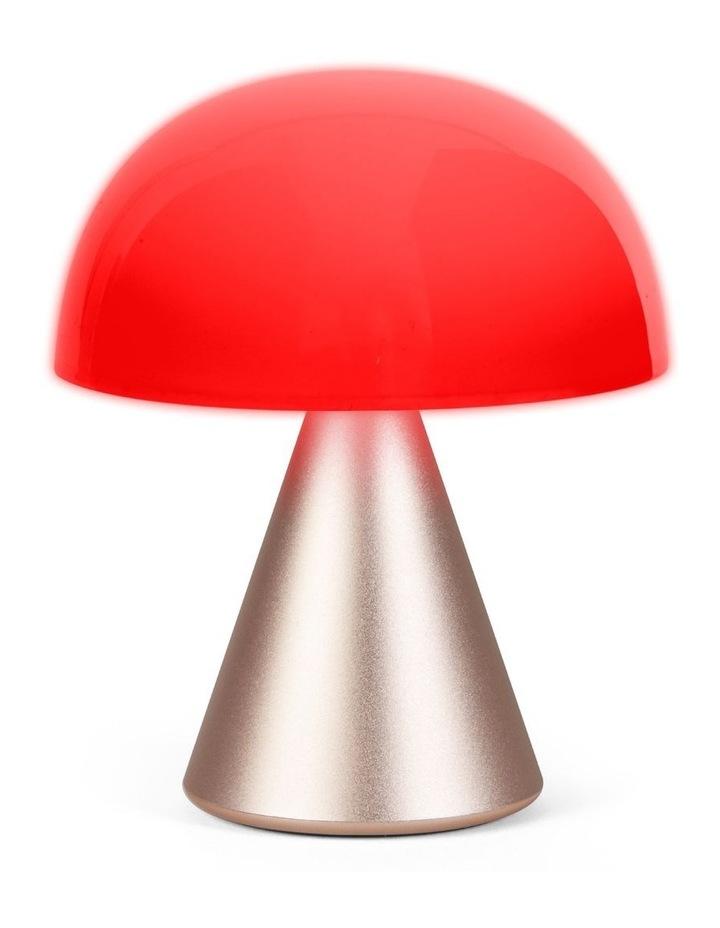 Mina M LED Lamp - Soft Gold image 5