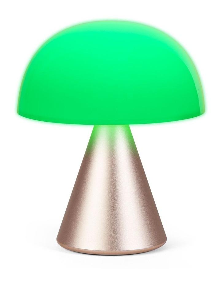 Mina M LED Lamp - Soft Gold image 6