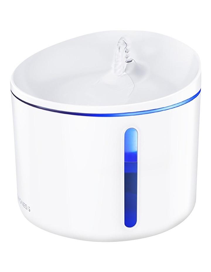 Mini Fountain 1L - White image 1