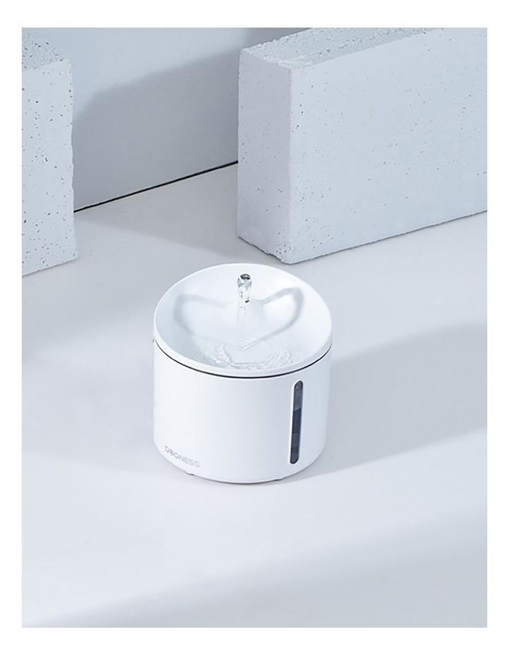 Mini Fountain 1L - White image 3