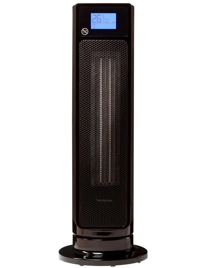 Altura Ceramic Tower Heater Black AALTURASB image 1