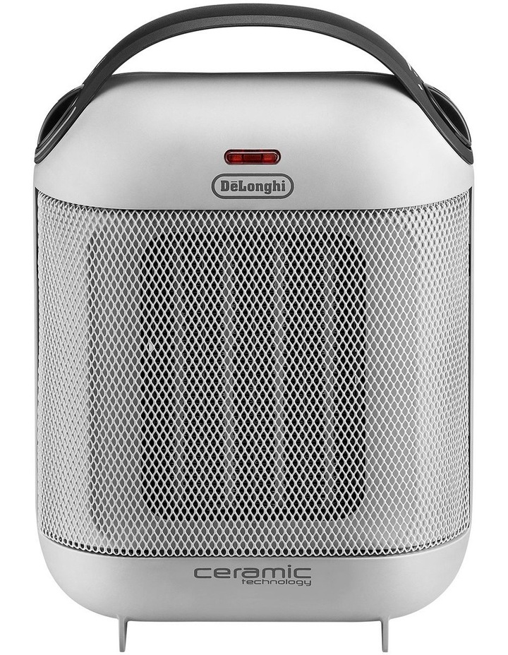 Capsule Fan Heater: Light Grey HFX30C18LG image 1