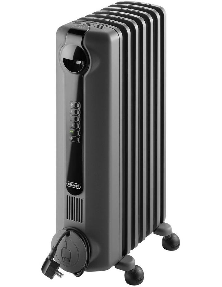 1500W Radia S Digital Oil Column Heater Grey TRRS0715EG image 1