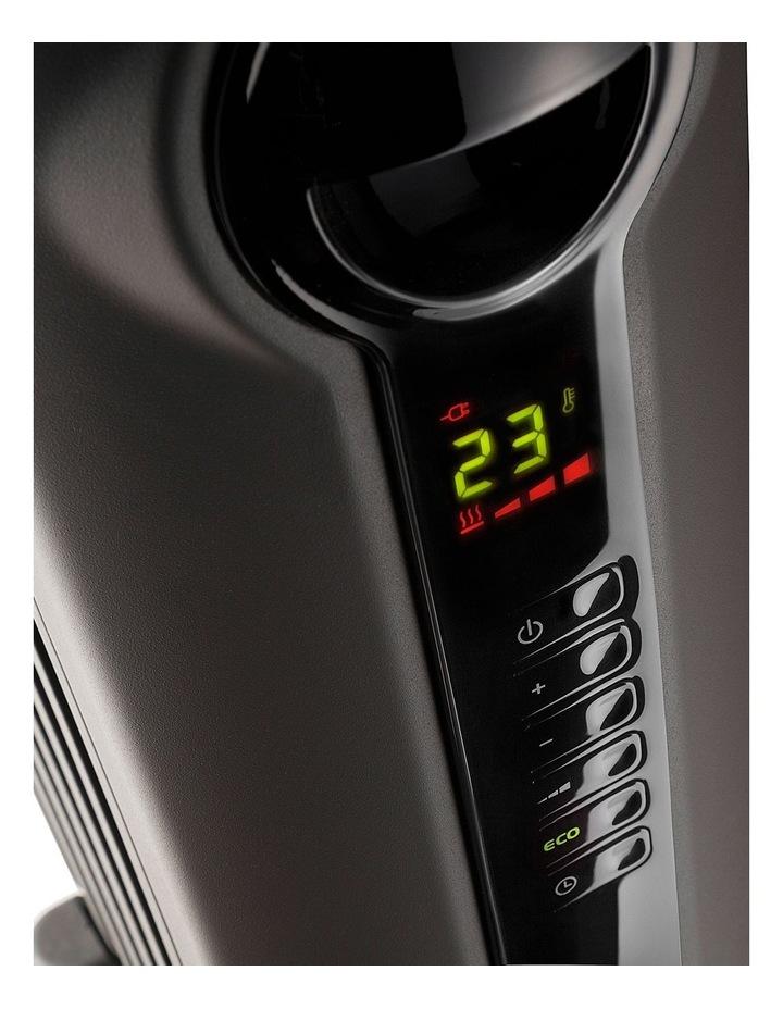 1500W Radia S Digital Oil Column Heater Grey TRRS0715EG image 2