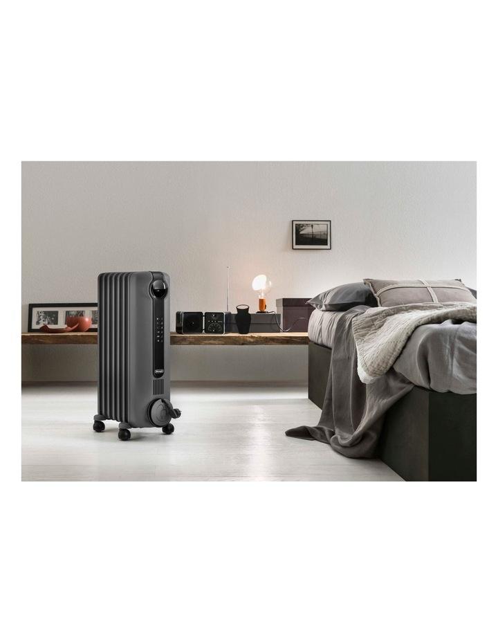 1500W Radia S Digital Oil Column Heater Grey TRRS0715EG image 4