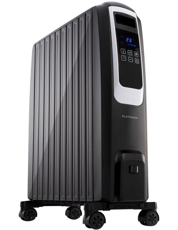 2400W Platinum 10 Fin Oil Column Heater image 1