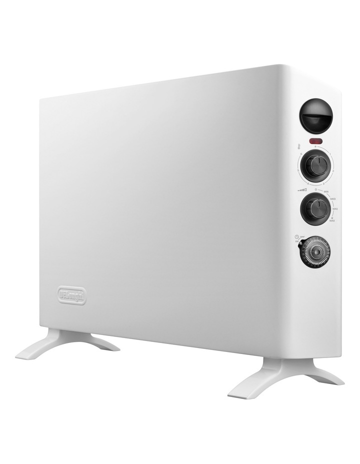 2400 watt Convector Heater with Timer: White. HSX3324FTS image 1