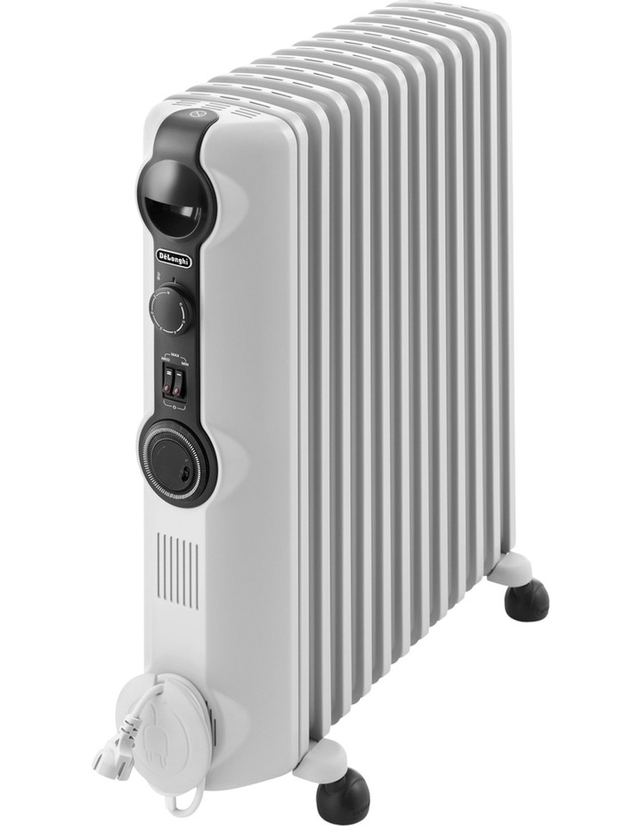 TRRS1224T Radia S 2400 watt Oil Column Heater with Timer: White image 1