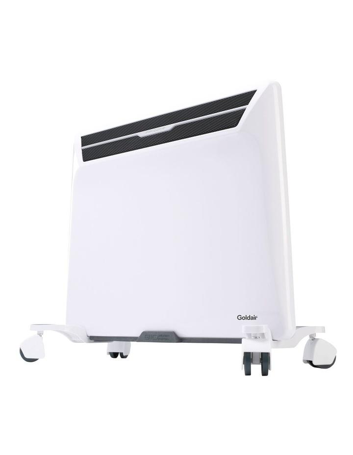 1000W Platinum Wi-Fi Panel Heater White GPPH610 image 1