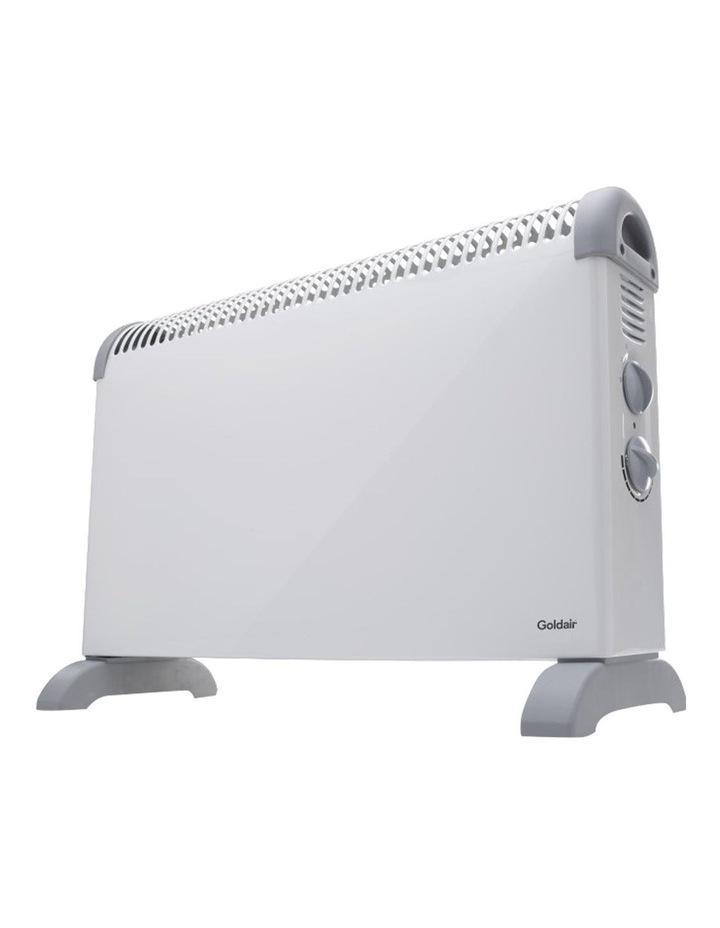 Goldair 2000W Convector Heater White GCV125 image 1