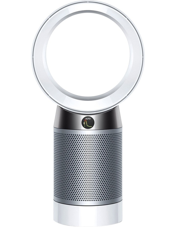 Pure Cool Link Desk Purifying Fan DP04 White/Silver 310158-01 image 1