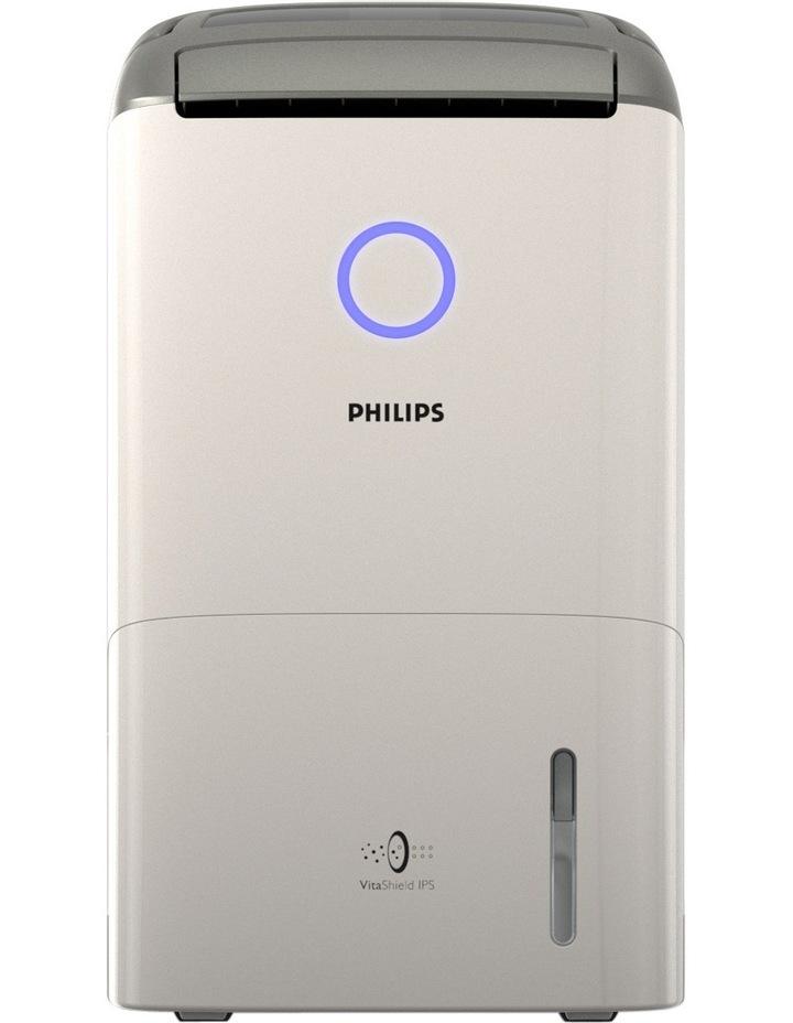 Air Dehumidifier And Purifier 2-in-1 Series 5000 White DE5205/70 image 1
