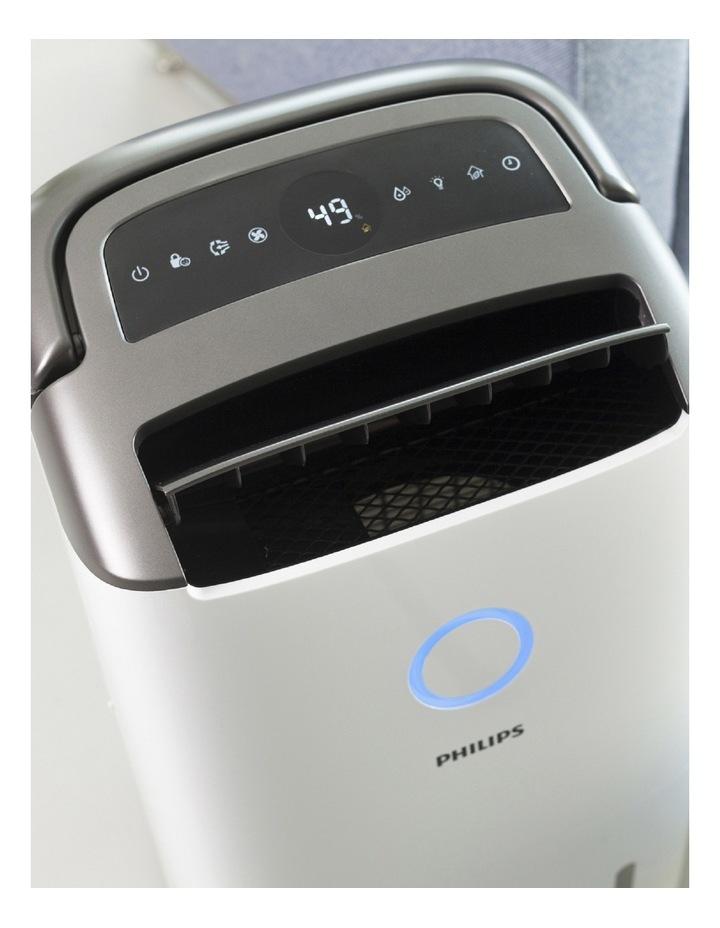 Air Dehumidifier And Purifier 2-in-1 Series 5000 White DE5205/70 image 2
