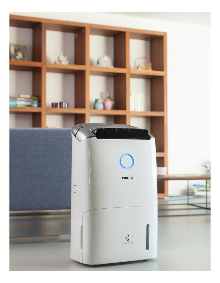 Air Dehumidifier And Purifier 2-in-1 Series 5000 White DE5205/70 image 3
