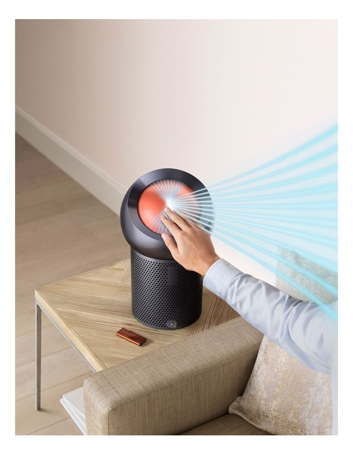 Pure Cool Me personal purifying fan: Gunmetal/Copper 275920-01 image 4