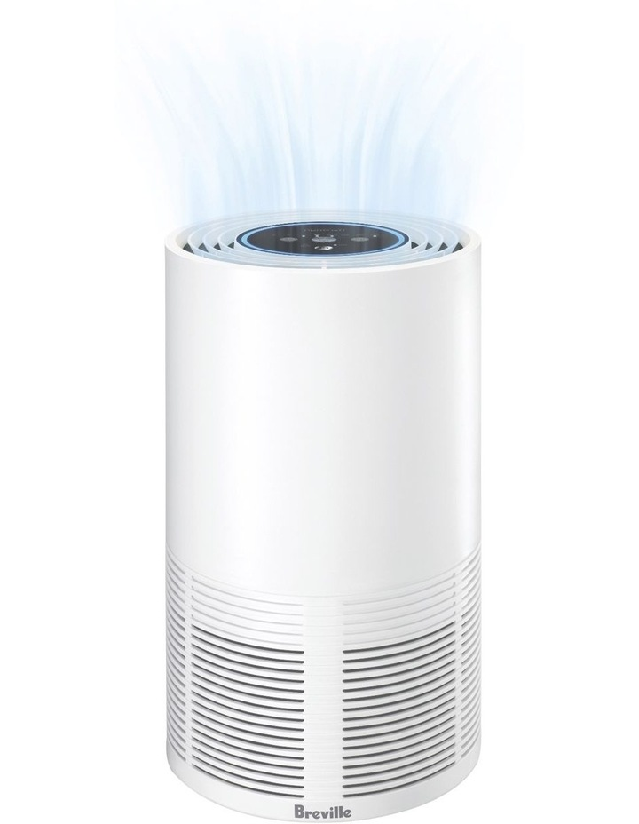 the Smart Air Purifier White LAP300WHT image 2