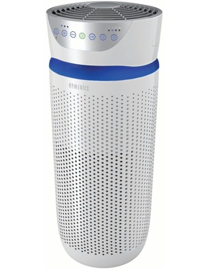 TotalCare 5 in 1 Large Tower Purifier White AP-T40WT-AU image 2