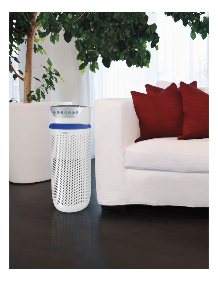 TotalCare 5 in 1 Large Tower Purifier White AP-T40WT-AU image 4