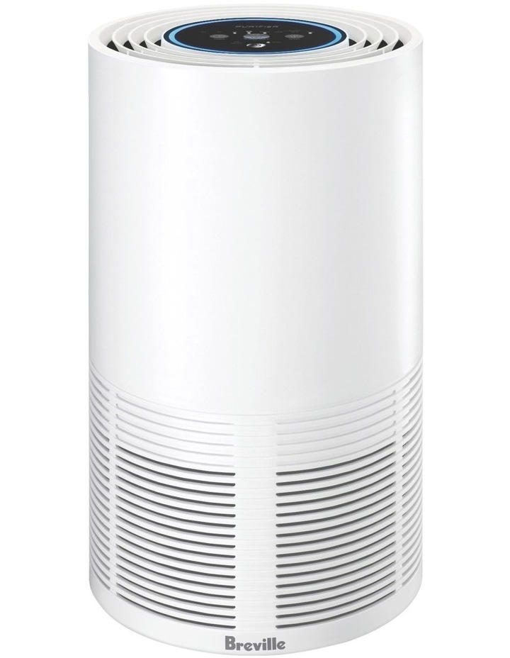 the Smart Air Purifier with Wi-Fi White LAP308WHT image 1