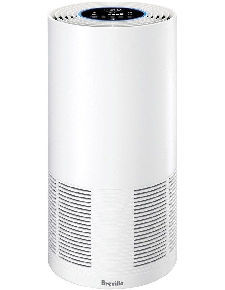 the Smart Air Plus Purifier with Wi-Fi White LAP508WHT image 1