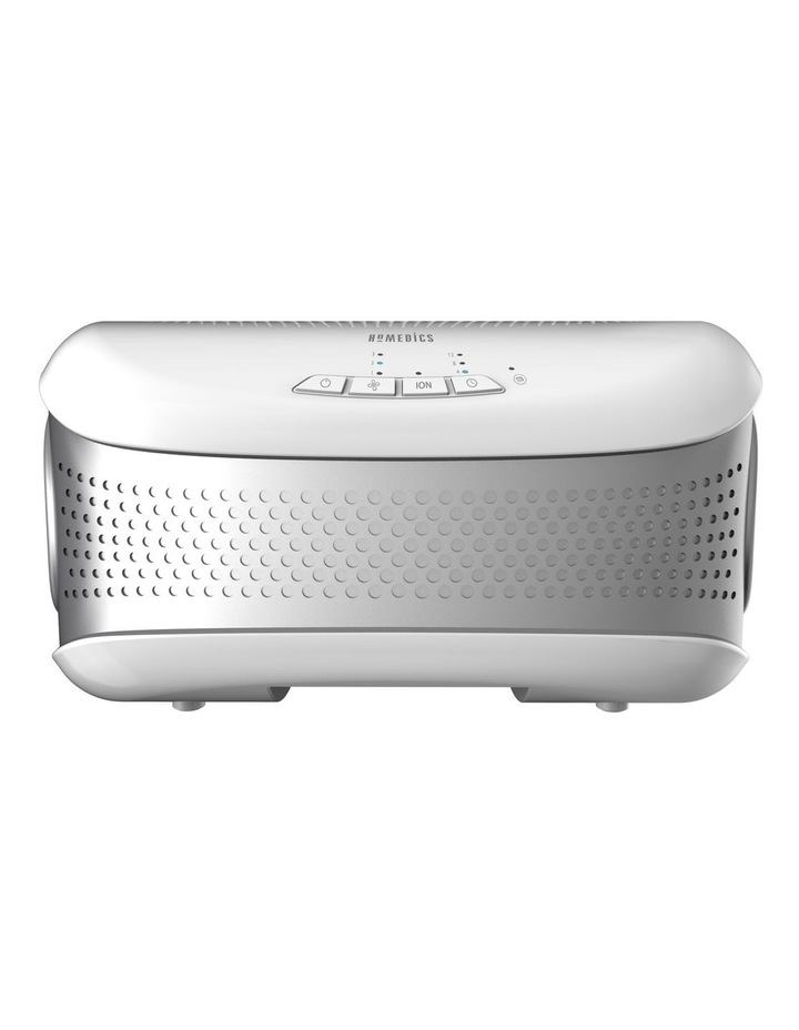 Desktop Air Purifier in White/Grey AP-DT10WT-AU image 2