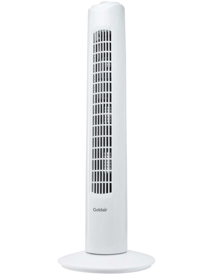GCTF150 81cm Tower Fan: White image 1