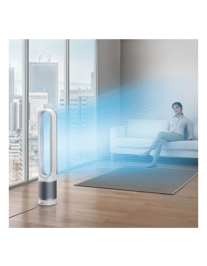 Pure Cool Tower Fan White/Silver 385275-01 image 3