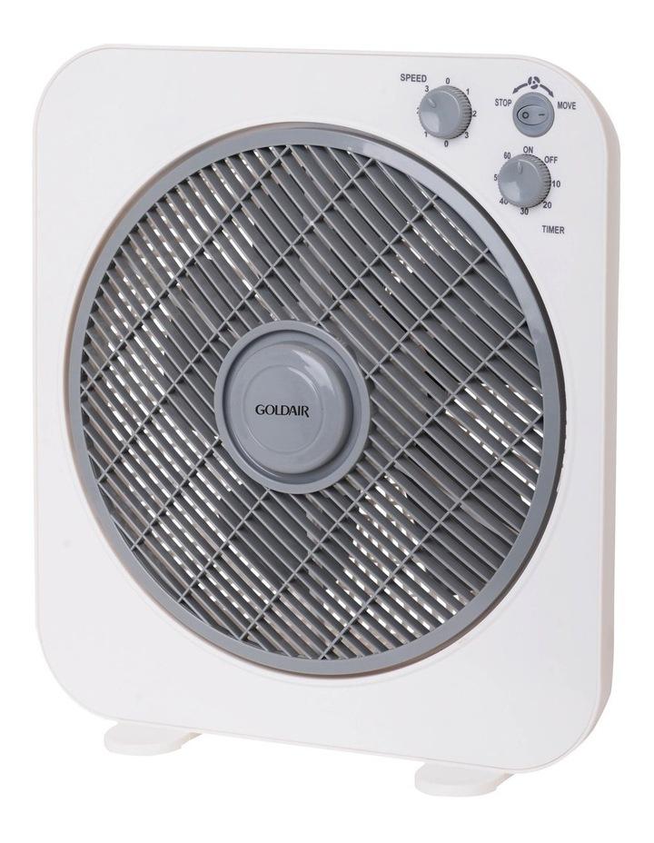 GCBF150 30cm Box Fan: White image 1