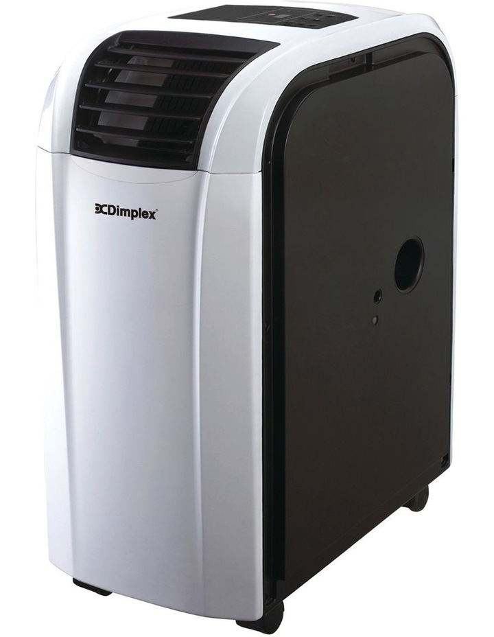 3kW Reverse Cycle Portable Air Conditioner with Dehumidifier DC10RC image 1