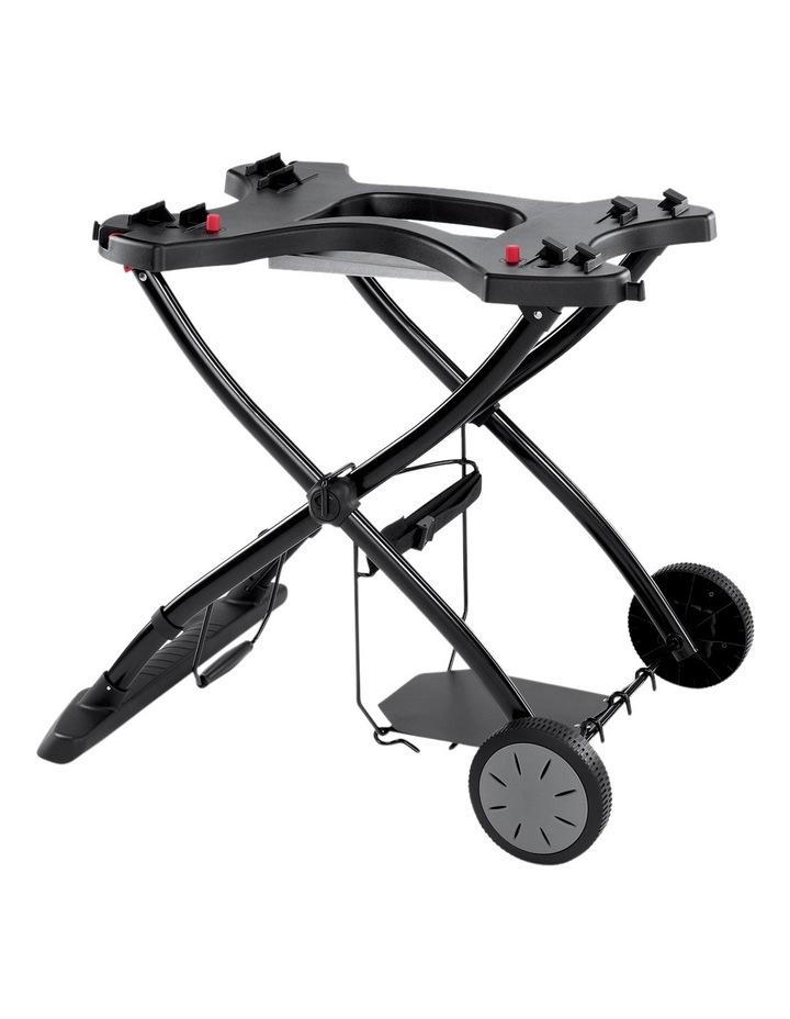 6579 Q Portable Cart for Q1000 & Q2000 Series: Black image 2