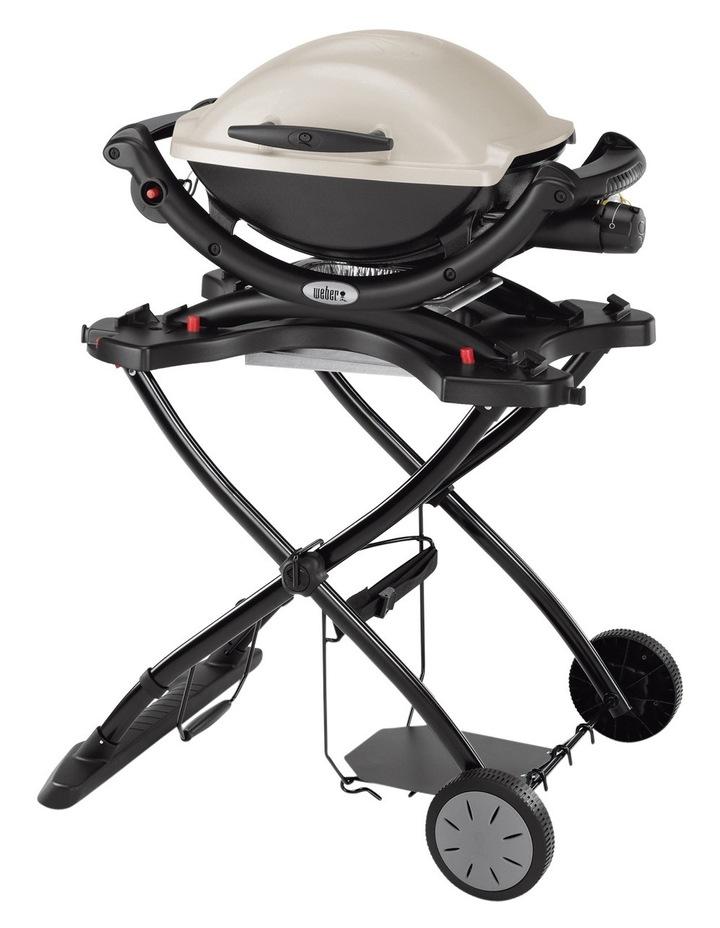 6579 Q Portable Cart for Q1000 & Q2000 Series: Black image 3