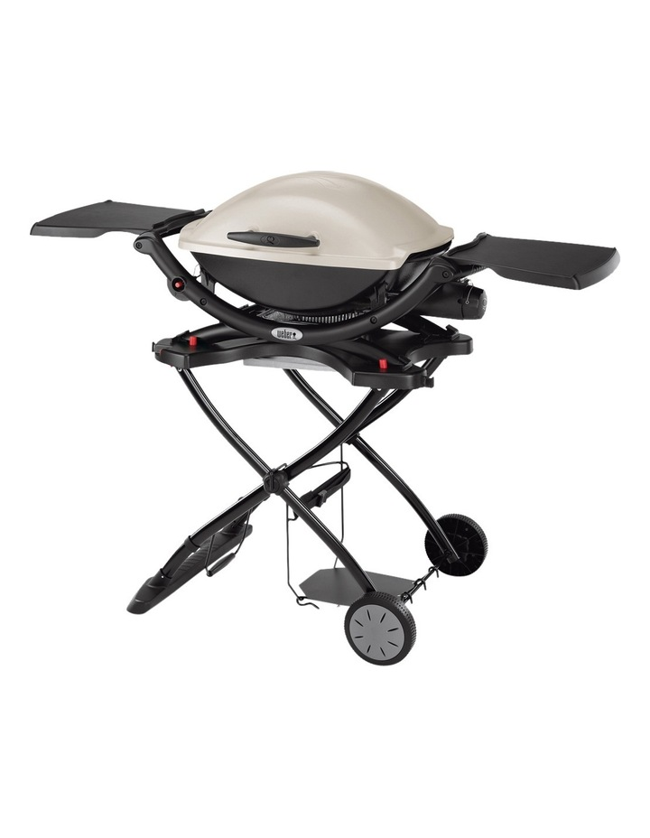 6579 Q Portable Cart for Q1000 & Q2000 Series: Black image 4