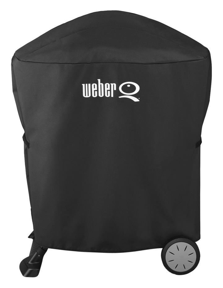 Full Length Premium cover to suit Q/Baby Q: Black: 7113 image 1