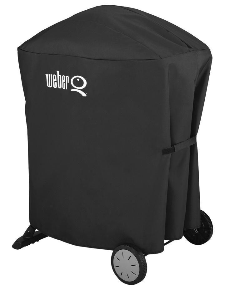 Full Length Premium cover to suit Q/Baby Q: Black: 7113 image 2