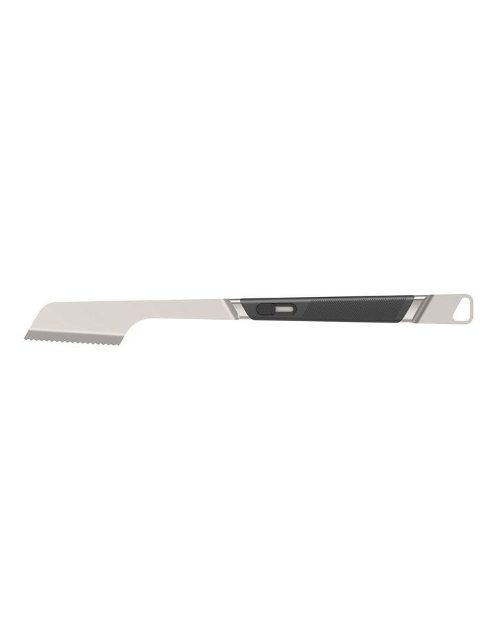 Large Brushed Stainless Steel Tong - HBTONGL image 1
