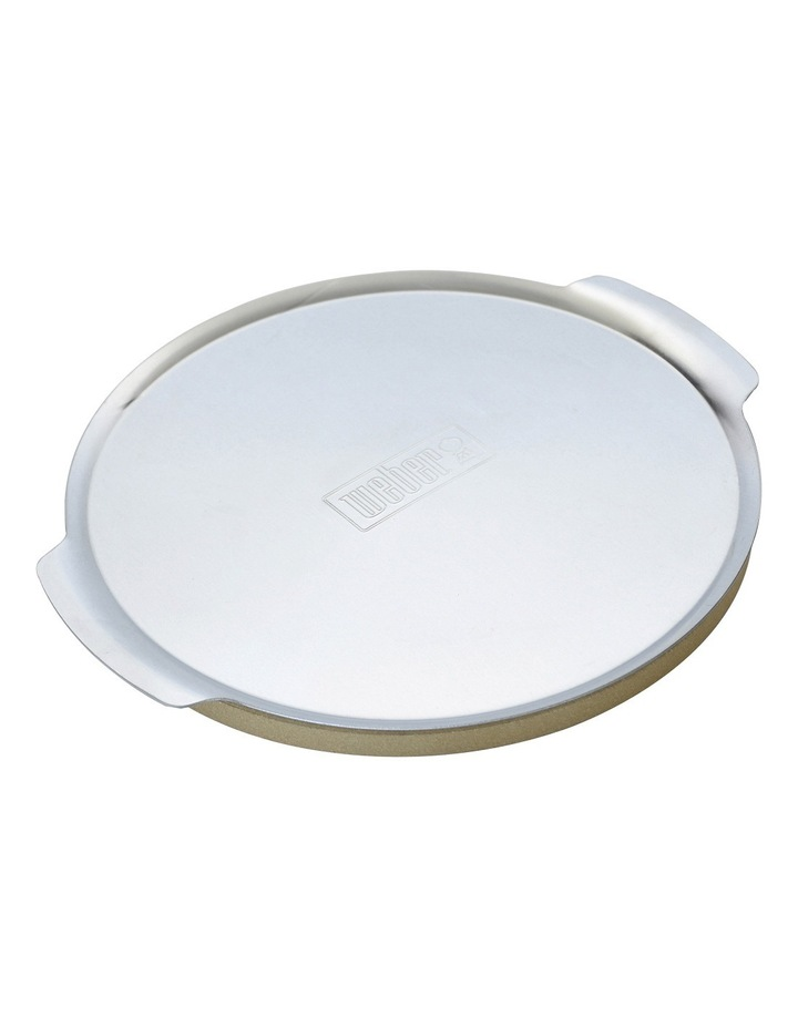 91124/17652 Baby Q Pizza Stone Small:26cm image 1