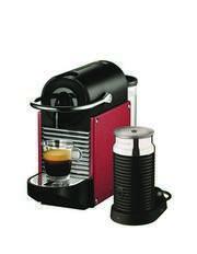 Nespresso Pixie Coffee Machine Red