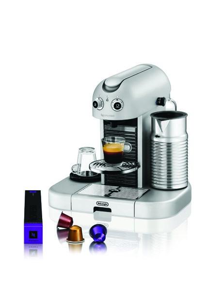 Gran Maestria Coffee Machine in silver EN470SAE image 1