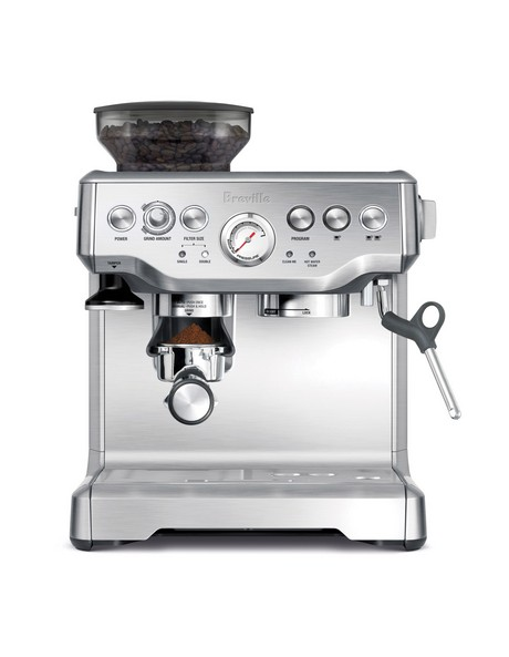 Brevillethe Barista Express coffee machine BES870BSS. Breville the Barista  Express coffee machine BES870BSS b615d68e1