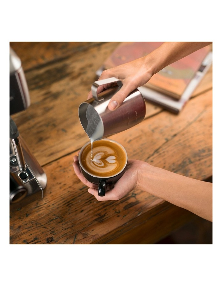 the Barista Express Coffee Machine Stainless Steel BES870BSS image 3