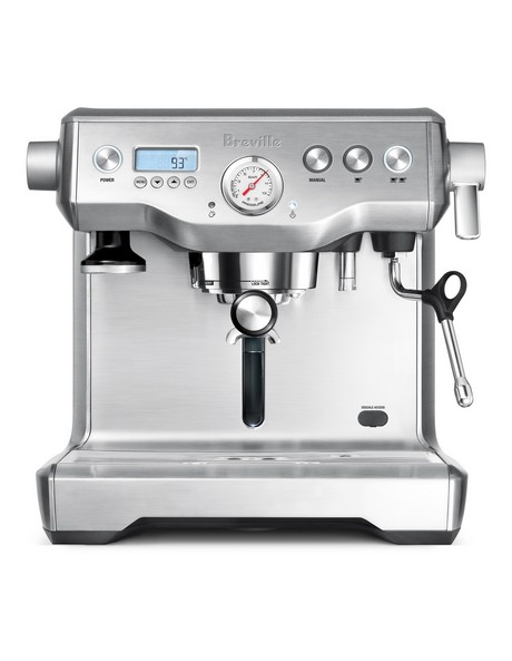 the Dual Boiler Coffee Maker BES920 image 1