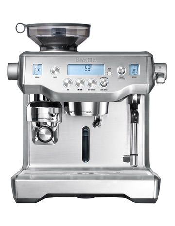 Brevillethe Oracle Espresso Machine BES980BSS. Breville the Oracle Espresso  Machine BES980BSS 6b0f4b057