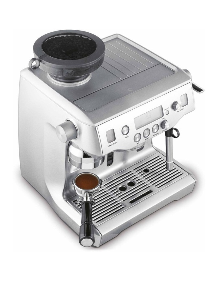 the Oracle Coffee Machine Brushed Stainless Steel BES980BSS image 3