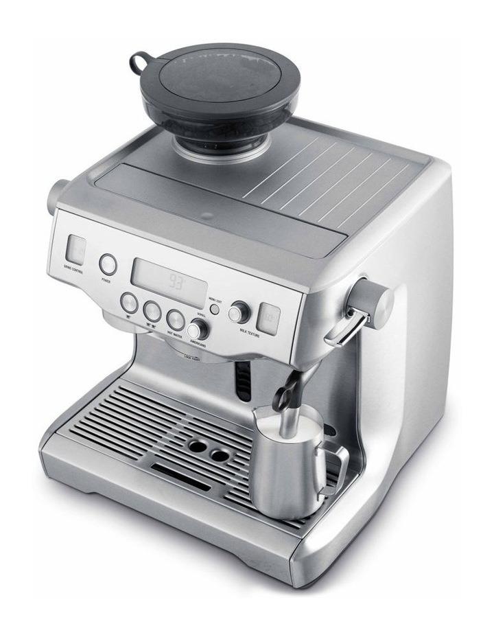 the Oracle Coffee Machine Brushed Stainless Steel BES980BSS image 4