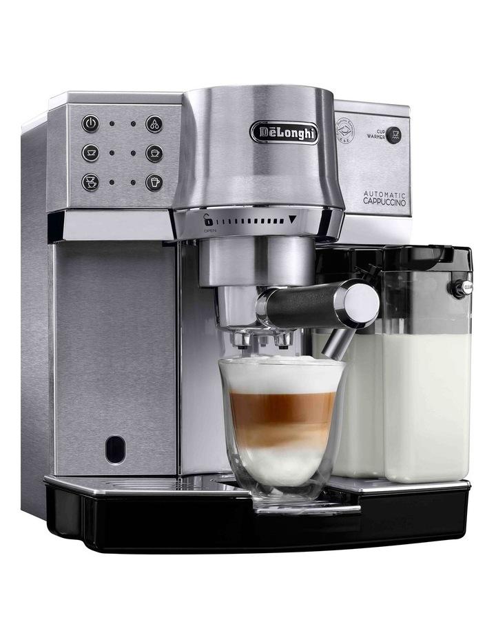 EC860M Pump Espresso Machine with Automatic Cappuccino Function image 1