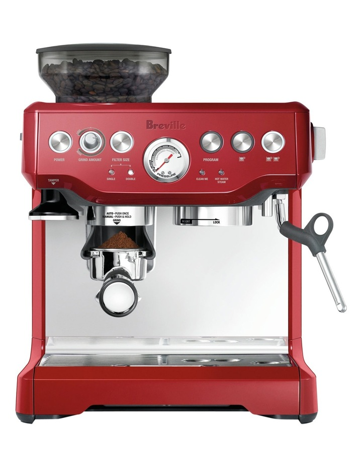 the Barista Express coffee machine BES870CRN image 1